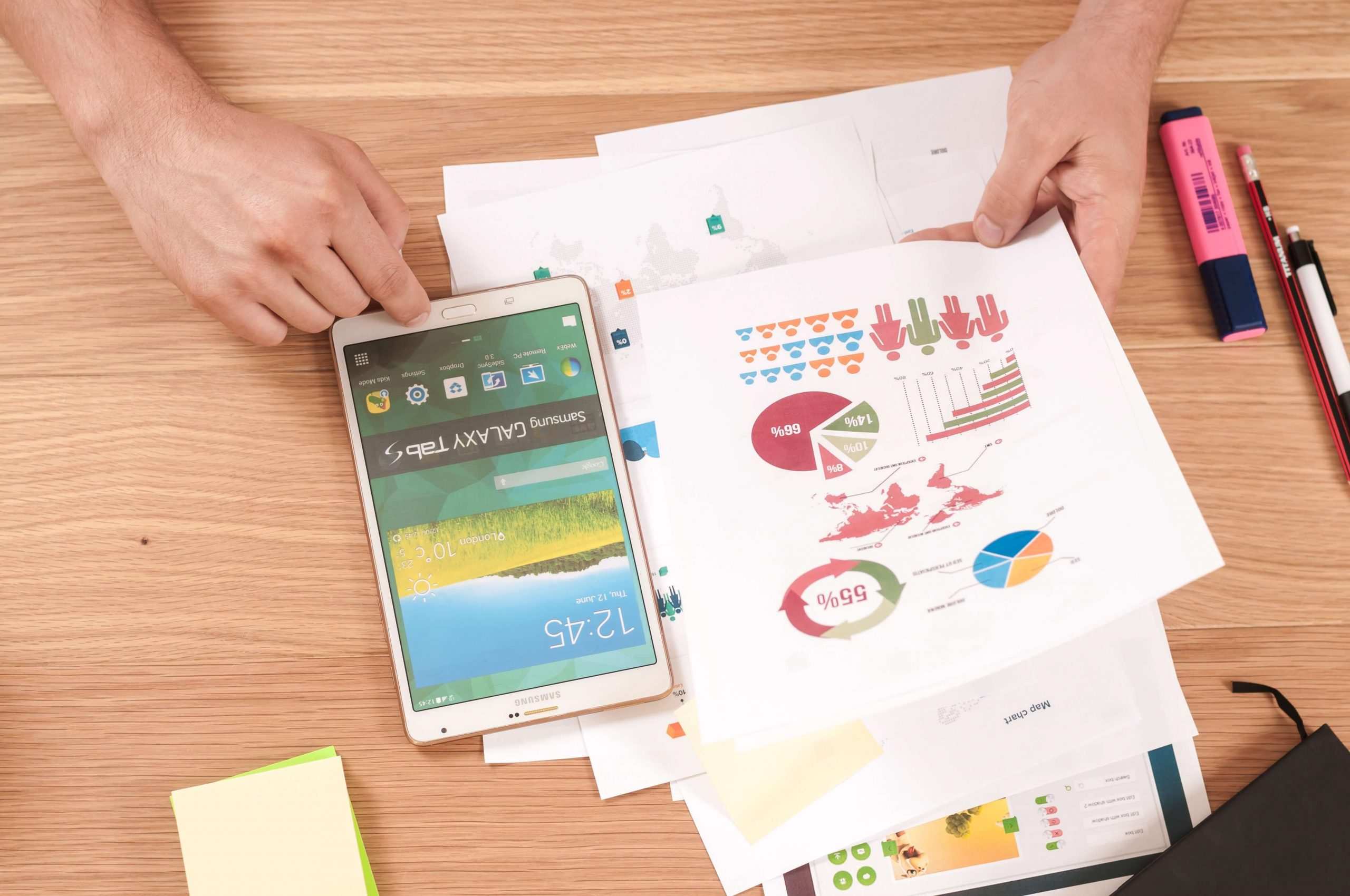 practical uses of benchmarking your business finance